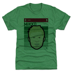 Mikko Koivu Men's Premium T-Shirt | 500 LEVEL