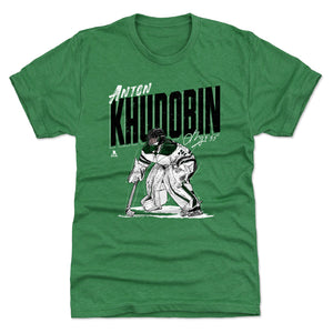 Anton Khudobin Men's Premium T-Shirt | 500 LEVEL