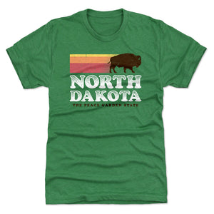 North Dakota Men's Premium T-Shirt | 500 LEVEL