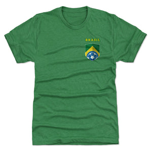 Brazil Men's Premium T-Shirt | 500 LEVEL