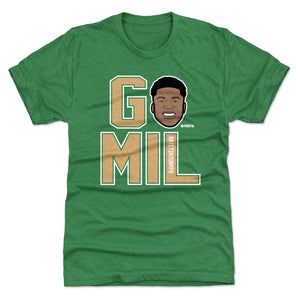 Giannis Antetokounmpo Men's Premium T-Shirt | 500 LEVEL