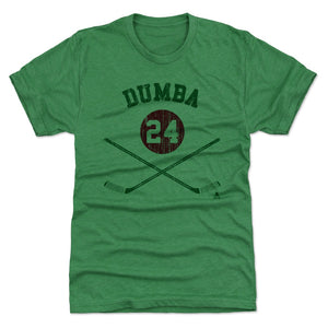 Matt Dumba Men's Premium T-Shirt | 500 LEVEL