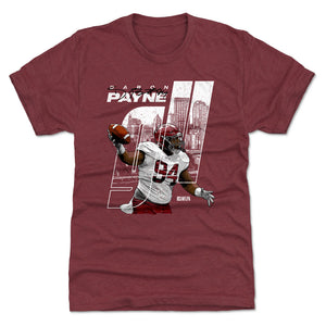 Daron Payne Men's Premium T-Shirt | 500 LEVEL