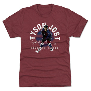 Tyson Jost Men's Premium T-Shirt | 500 LEVEL