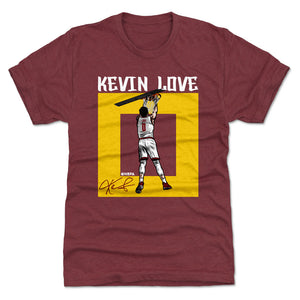Kevin Love Men's Premium T-Shirt | 500 LEVEL