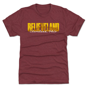 Cleveland Men's Premium T-Shirt | 500 LEVEL