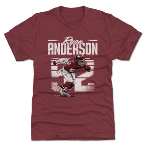 Ryan Anderson Men's Premium T-Shirt | 500 LEVEL