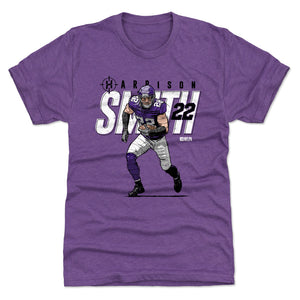 Harrison Smith Men's Premium T-Shirt | 500 LEVEL