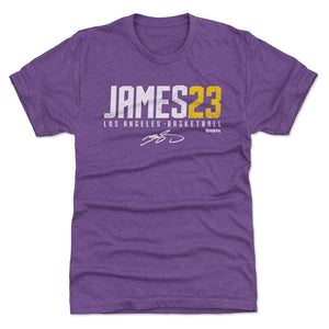 Lebron James Men's Premium T-Shirt | 500 LEVEL