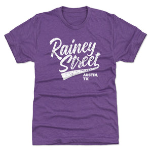 Rainey Street Men's Premium T-Shirt | 500 LEVEL