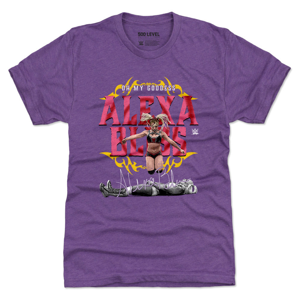 Alexa Bliss Men's Premium T-Shirt | 500 LEVEL