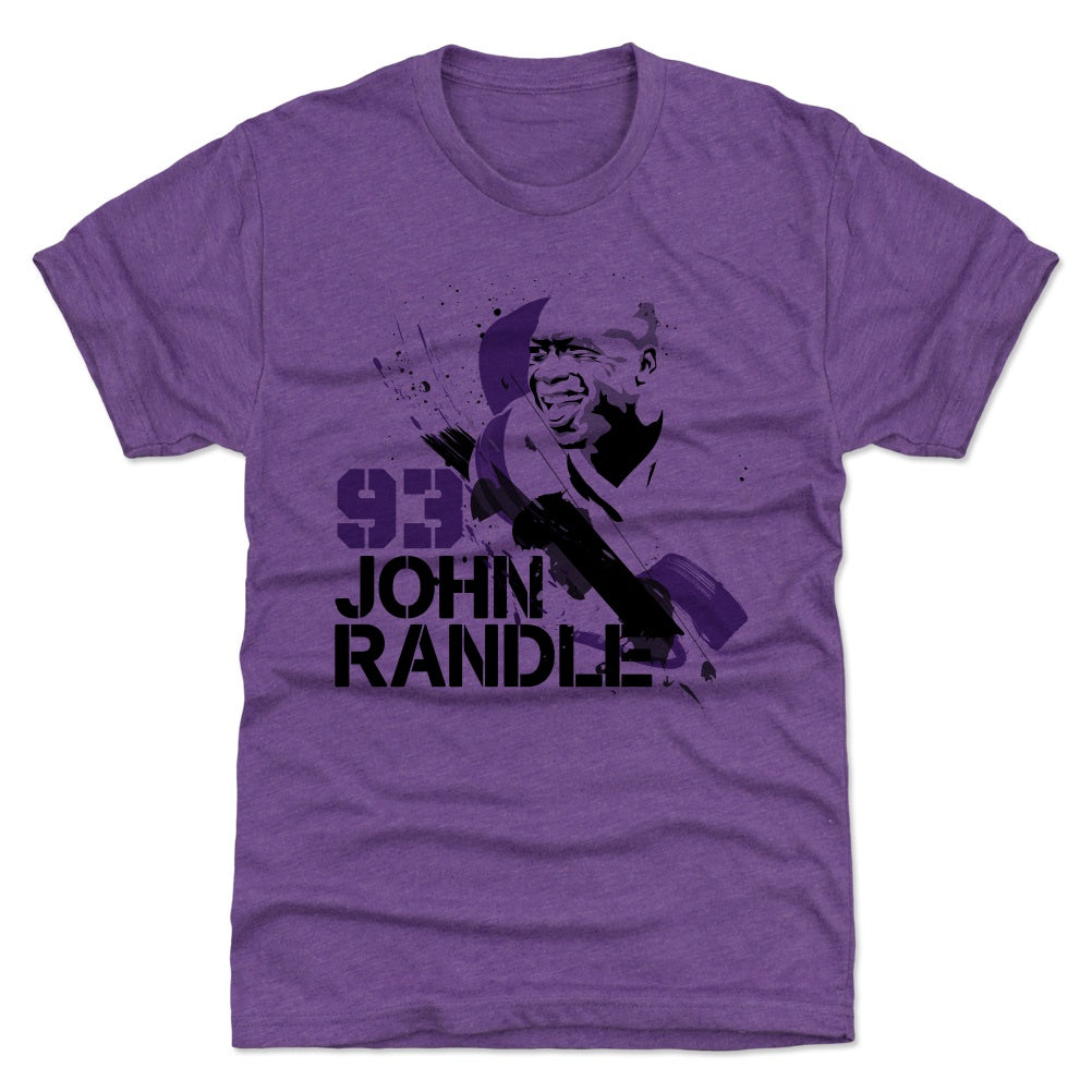 John Randle Men's Premium T-Shirt | 500 LEVEL