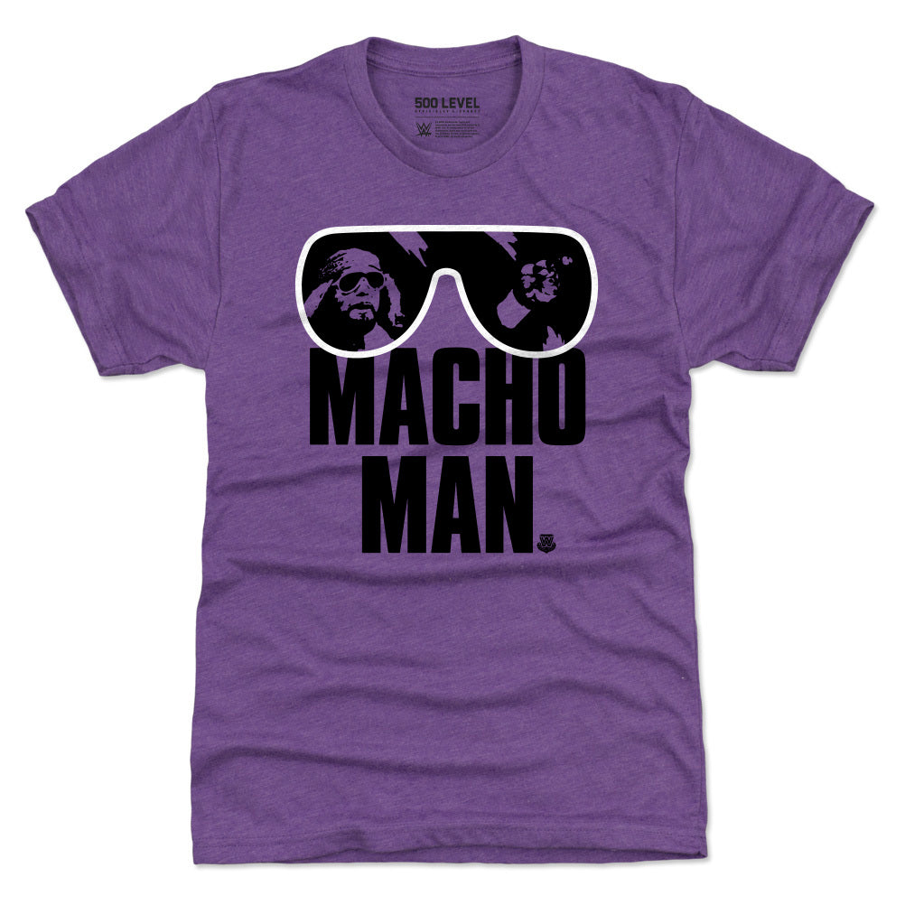 Macho Man Men's Premium T-Shirt | 500 LEVEL