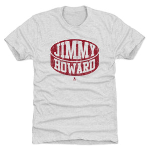 Jimmy Howard Men's Premium T-Shirt | 500 LEVEL