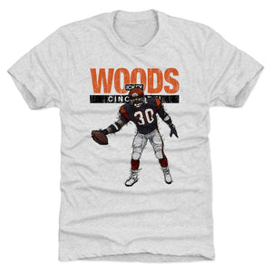 Ickey Woods Men's Premium T-Shirt | 500 LEVEL