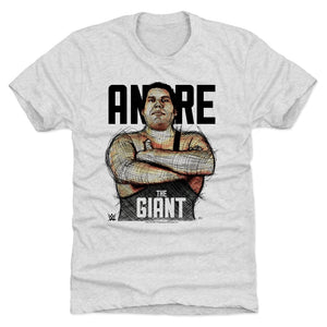 Andre The Giant Men's Premium T-Shirt | 500 LEVEL