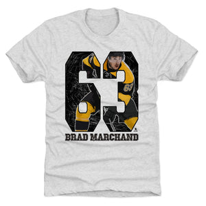 Brad Marchand Men's Premium T-Shirt | 500 LEVEL