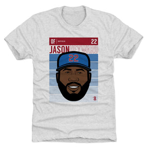 Jason Heyward Men's Premium T-Shirt | 500 LEVEL
