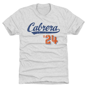 Miguel Cabrera Men's Premium T-Shirt | 500 LEVEL