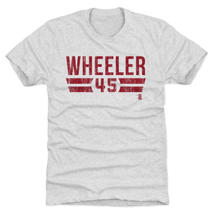 Zack Wheeler Men's Premium T-Shirt | 500 LEVEL