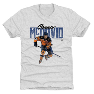 Connor McDavid Men's Premium T-Shirt | 500 LEVEL