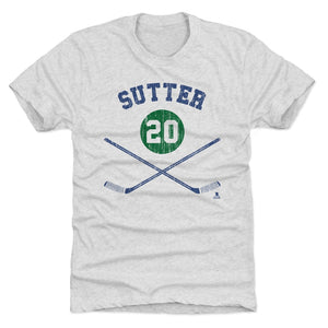 Brandon Sutter Men's Premium T-Shirt | 500 LEVEL