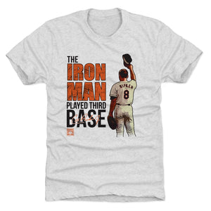 Cal Ripken Jr. Men's Premium T-Shirt | 500 LEVEL