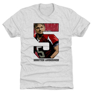Morten Andersen Men's Premium T-Shirt | 500 LEVEL