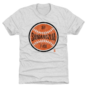 Jeff Samardzija Men's Premium T-Shirt | 500 LEVEL