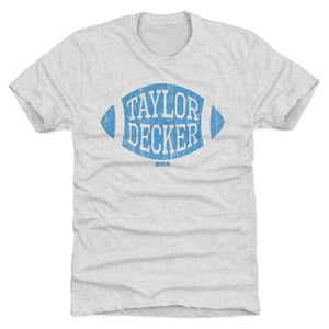 Taylor Decker Men's Premium T-Shirt | 500 LEVEL