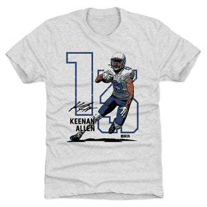 Keenan Allen Men's Premium T-Shirt | 500 LEVEL