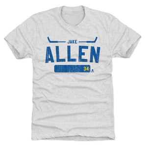 Jake Allen Men's Premium T-Shirt | 500 LEVEL