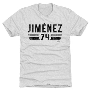 Eloy Jimenez Men's Premium T-Shirt | 500 LEVEL