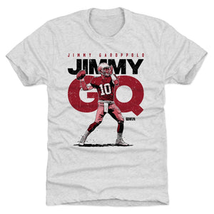 Jimmy Garoppolo Men's Premium T-Shirt | 500 LEVEL