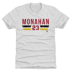 Sean Monahan Men's Premium T-Shirt | 500 LEVEL
