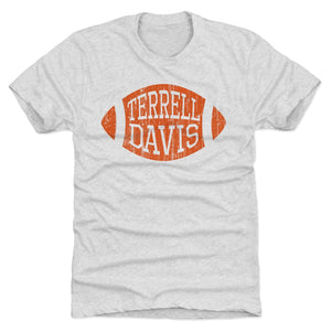 Terrell Davis Men's Premium T-Shirt | 500 LEVEL
