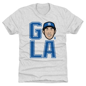 Austin Barnes Men's Premium T-Shirt | 500 LEVEL