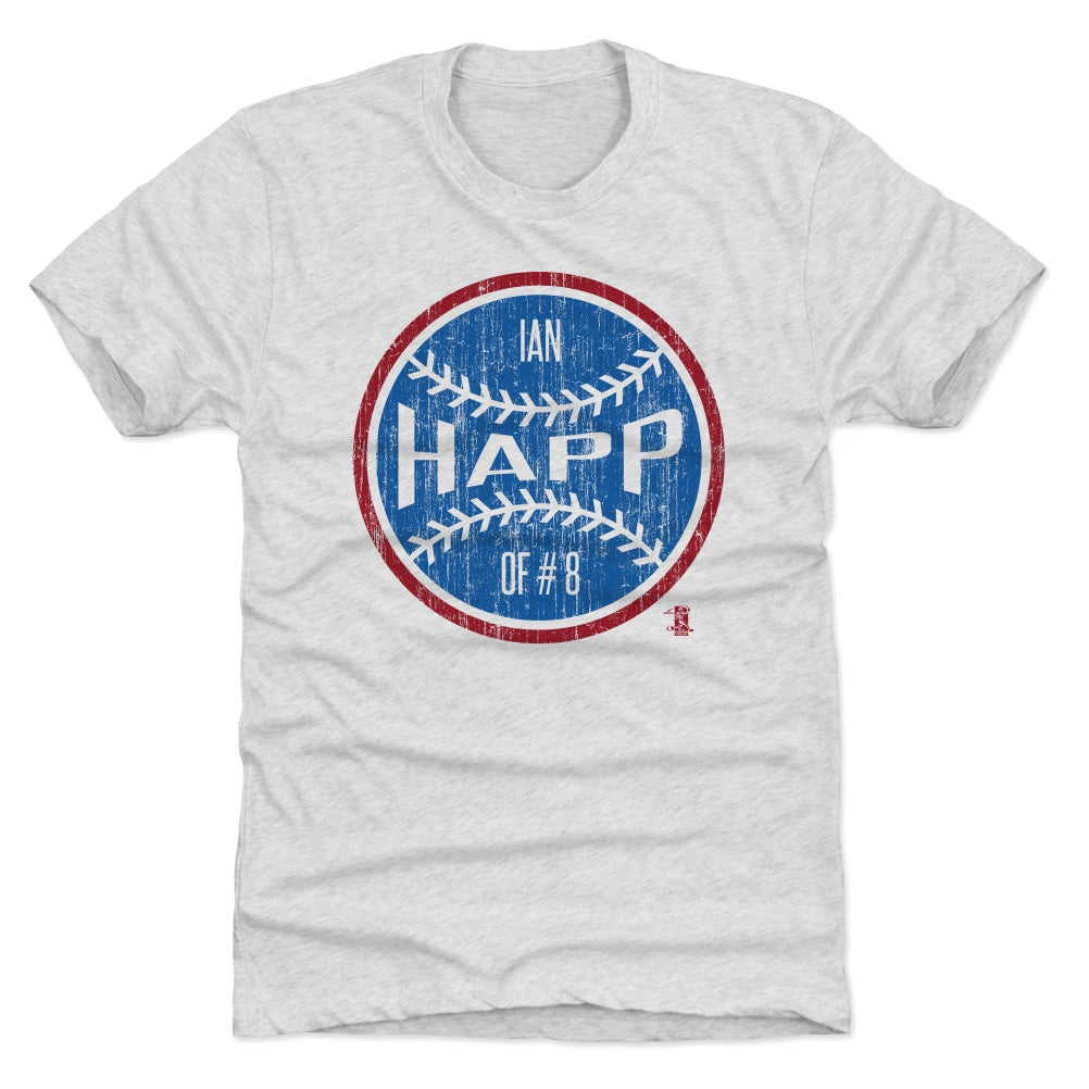 Ian Happ Men's Premium T-Shirt | 500 LEVEL