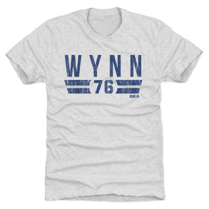Isaiah Wynn Men's Premium T-Shirt | 500 LEVEL