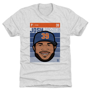 Josh James Men's Premium T-Shirt | 500 LEVEL
