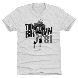 Tim Brown Men's Premium T-Shirt | 500 LEVEL