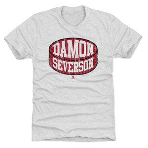 Damon Severson Men's Premium T-Shirt | 500 LEVEL