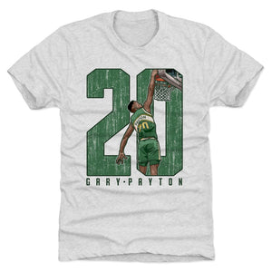 Gary Payton Men's Premium T-Shirt | 500 LEVEL