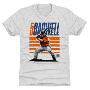 Jeff Bagwell Men's Premium T-Shirt | 500 LEVEL