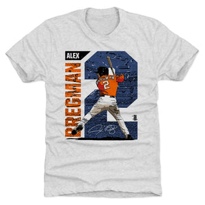Alex Bregman Men's Premium T-Shirt | 500 LEVEL