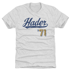 Josh Hader Men's Premium T-Shirt | 500 LEVEL