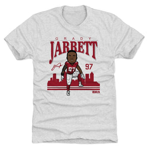 Grady Jarrett Men's Premium T-Shirt | 500 LEVEL