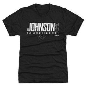 Keldon Johnson Men's Premium T-Shirt | 500 LEVEL