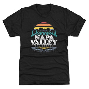 Napa Valley Men's Premium T-Shirt | 500 LEVEL