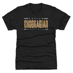 Katlyn Chookagian Men's Premium T-Shirt | 500 LEVEL